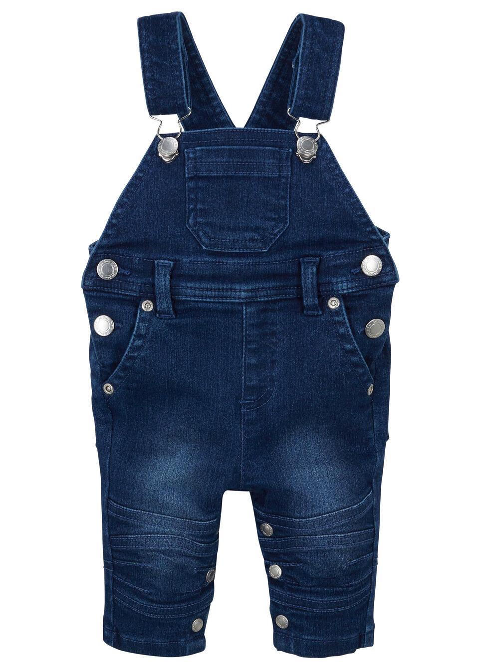 Комбинезон джинсовый от bonprix