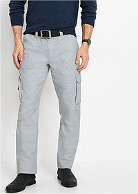 Pantaloni Cargo cu teflon, Regular Fit gri bpc selection 1