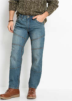 Džínsy Regular Fit Straight John Baner JEANSWEAR 34