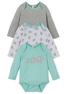 Body bebe (3buc/pac), bio bpc bonprix collection 22