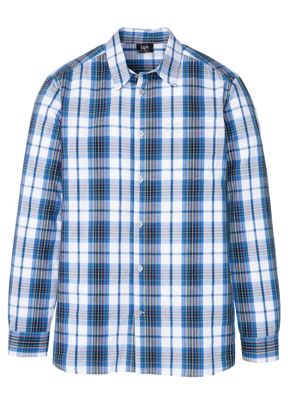 Рубашка с длинным рукавом от bonprix