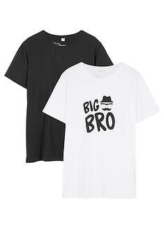 T-shirt (2 szt.) bpc bonprix collection 42