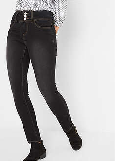 Blugi slim cu power-stretch-John Baner JEANSWEAR