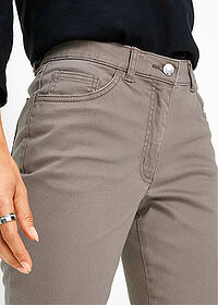 Pantaloni stretch gri-bej bpc selection 5