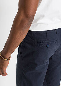 Bermudy chino Regular Fit tmavomodrá bpc bonprix collection 5