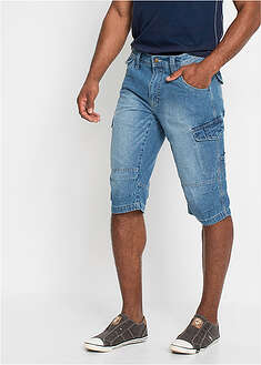 Bermuda denim Loose Fit-John Baner JEANSWEAR