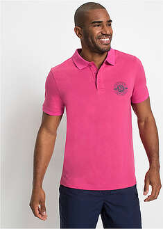 Shirt polo z nadrukiem-bpc bonprix collection
