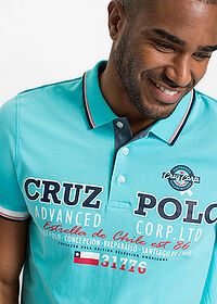 Shirt polo z nadrukiem morski bpc selection 4