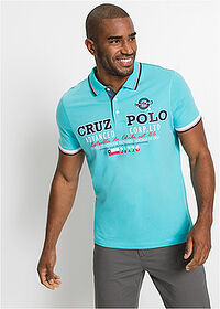 Shirt polo z nadrukiem morski bpc selection 1