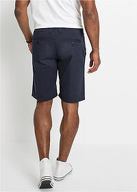 Bermudy chino Regular Fit tmavomodrá bpc bonprix collection 2