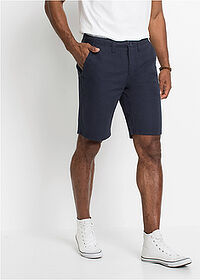 Bermude Chino, Regular Fit marin bpc bonprix collection 1