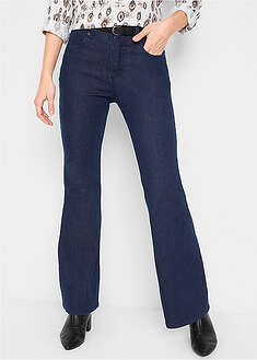 Jeanşi Flared soft-stretch-John Baner JEANSWEAR