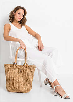 Torba plażowa shopper-bpc bonprix collection