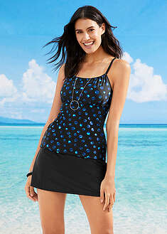 Top plażowy tankini-bpc bonprix collection