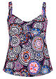 Top plażowy tankini bpc bonprix collection 1