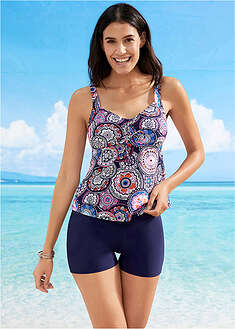 Top plażowy tankini bpc bonprix collection 52