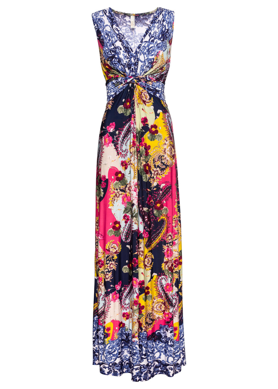 Платье макси с принтом от bonprix