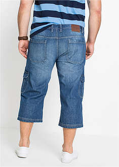 Regular Fit 3/4-es farmernadrág Straight John Baner JEANSWEAR 22