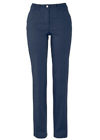 Pantaloni stretch, confortabili bleumarin bpc selection 0
