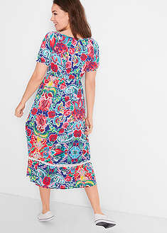 Rochie cu imprimeu tropical bpc bonprix collection 39