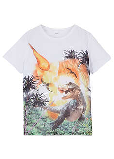 T-shirt z nadrukiem dinozaura bpc bonprix collection 12