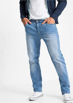 Regular Fit sztreccsfarmer, Straight (2 db-os csomag) John Baner JEANSWEAR 40