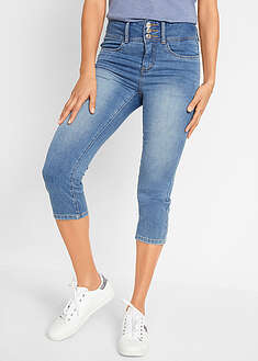 Blugi 3/4 cu power-stretch John Baner JEANSWEAR 35
