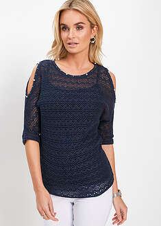 Sweter cold-shoulder bpc selection 0