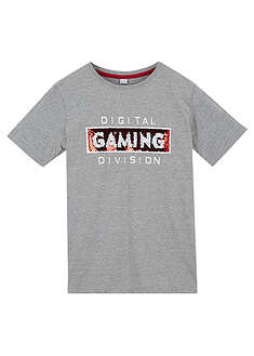 Tricou gaming cu paiete reversibile-bpc bonprix collection