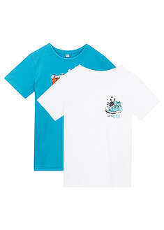 T-shirt (2 szt.) bpc bonprix collection 5