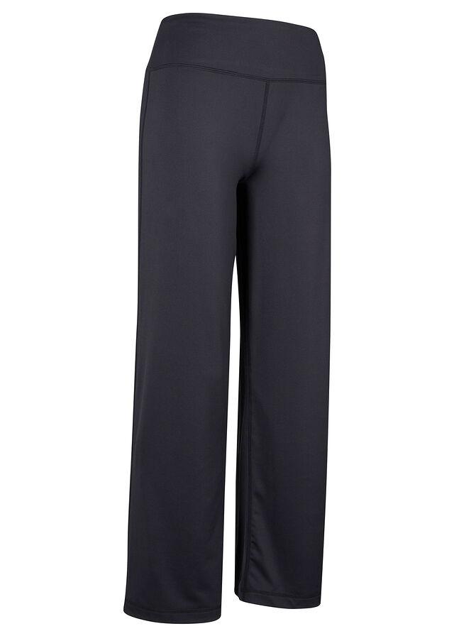 Športové nohavice, udržateľné, recyklovaný polyester, dlhé, level 1