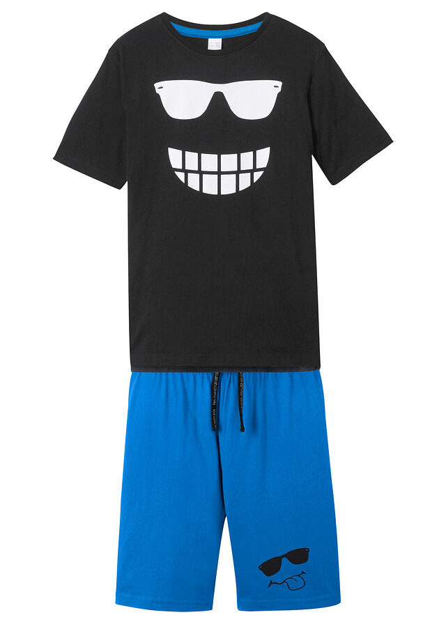 Tričko a krátke nohavice (2-dielna sada)