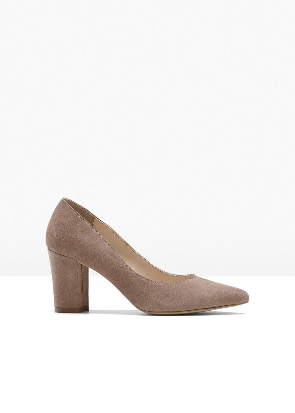 Кожаные туфли от bonprix