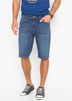 Regular Fit szabadidős farmer bermuda John Baner JEANSWEAR 5