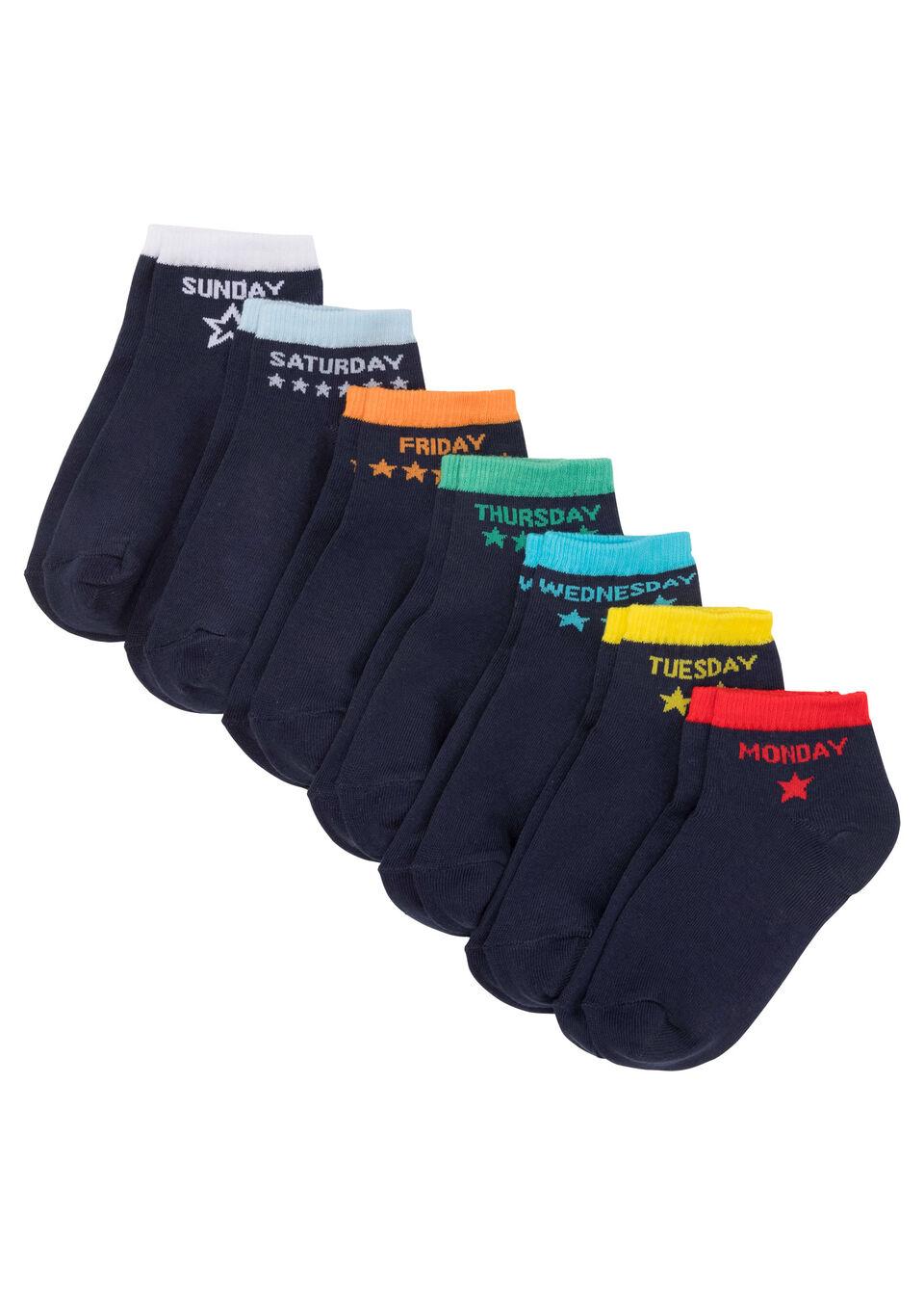 Носки короткие (7 пар) от bonprix