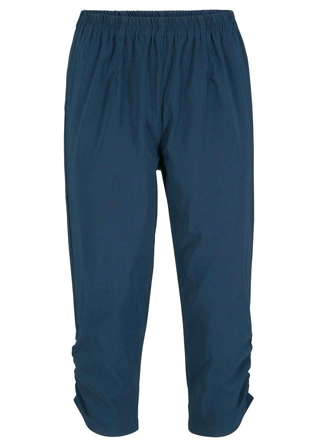 Voľné nohavice capri