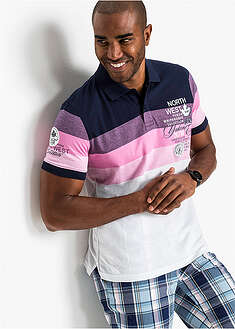 Tricou polo cu dungi bpc selection 23