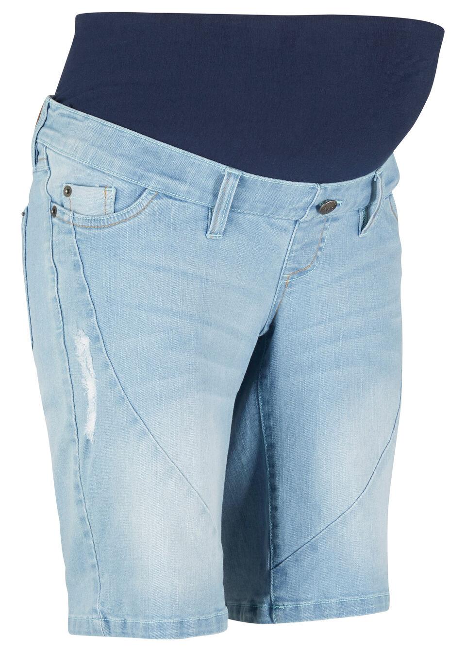 Шорты джинсовые для беременных от bonprix