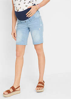 Short denim pentru gravide bpc bonprix collection 19