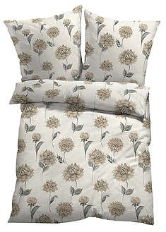 Garnitură pat cu design floral-bpc living bonprix collection