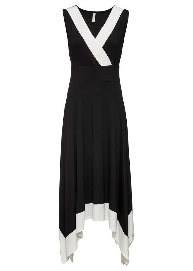 Midi šaty so širokou sukňou