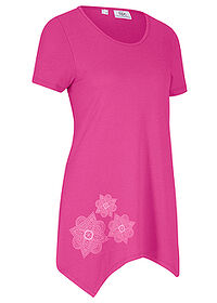 Tricou sport fucsia bpc bonprix collection 0