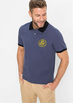 Tricou polo cu imprimeu-bpc bonprix collection