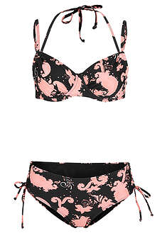 Bikiny s kosticami (2-dielna) bpc bonprix collection 46