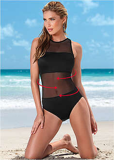 Costum baie modelator, nivel 1 BODYFLIRT 39