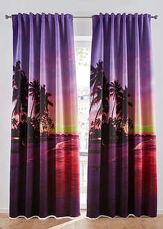 Draperie cu print fotorealistic (1buc/pac)-bpc living bonprix collection