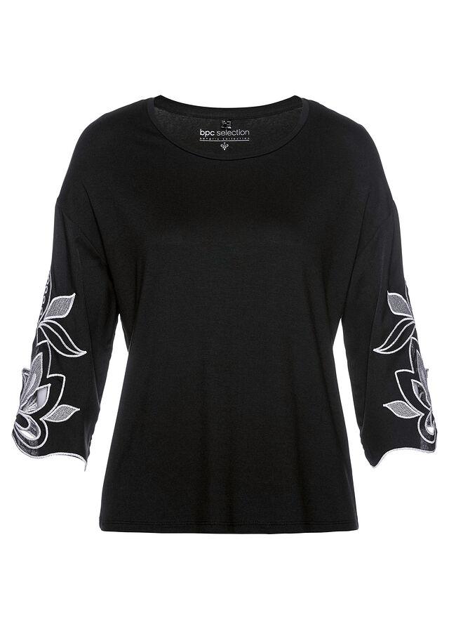 Tričko LENZING™ ECOVERO™