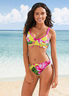Bikiny s kostickami Minimizer (2-dielna sada)-bpc bonprix collection