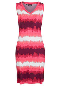 Rochie jerse pink deschis batic bpc bonprix collection 0