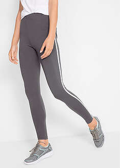 Legginsy sportowe, długie Level1 bpc bonprix collection 3
